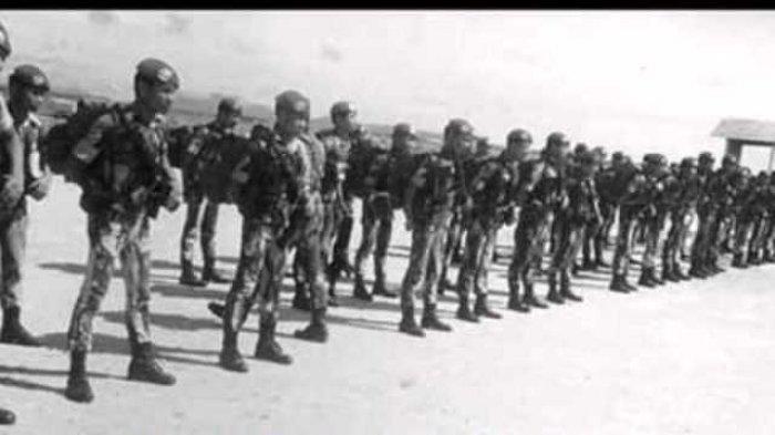 SIMAK Pengalaman Kopassus Muda Pimpin Pasukan Veteran Perang Digempur Pemberontak 3 Malam Non-Stop