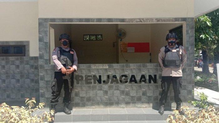 Bom Katedral Makassar, Polisi dan TNI Perketat Pengawasan di Gereja-gereja Jakarta Barat