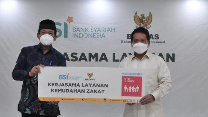 Potensi Capai Rp 300 Triliun, Baznas dan Bank Syariah Indonesia Sinergi Kelola Zakat