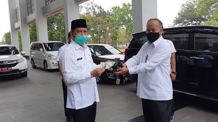 Mundur dari Sekda Tangsel untuk Maju Pilkada, Muhamad Kembalikan 5 Kendaraan Pelat Merah