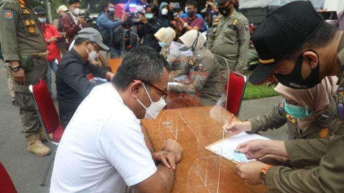 Inilah Ungkapan Pengendara Moge yang Langgar Ganjil Genap di Kota Bogor