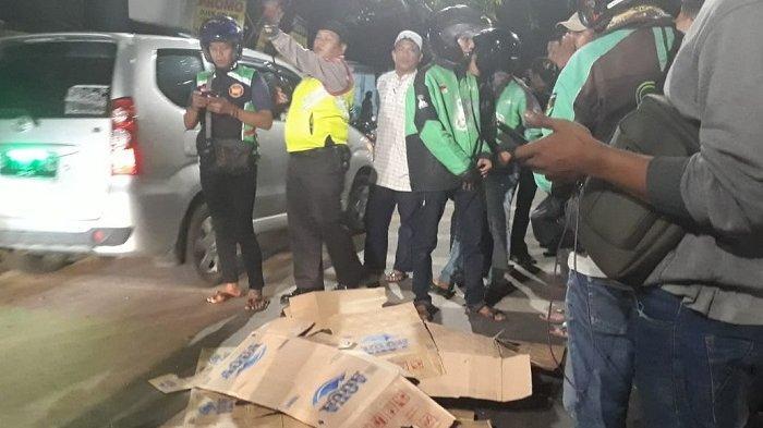 Seorang Pengendara Motor Tewas Terlindas Bus TransJakarta di Cawang Jakarta Timur