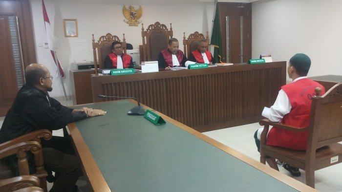 Pemuda Ancam Penggal Kepala Presiden Jokowi Dituntut 5 Tahun Penjara oleh Jaksa Penutut Umum