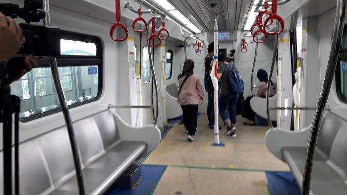 Subsidi Tarif LRT Terlalu Mahal dan Diusulkan Jadi Transportasi Wisata Saja oleh DPRD