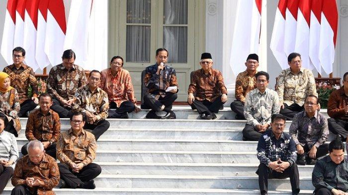 UPDATE Isu Reshuffle Kabinet: Menteri Agama Diganti, Sandiaga Uno Masuk, Terawan Dicopot