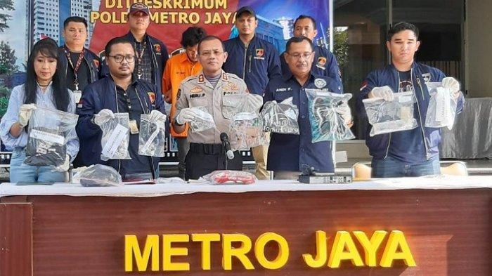 Polda Metro akan Gelar Rekonstruksi Kasus Penyiraman Cairan Kimia  di Jakarta Barat