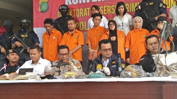 Tersangka Upaya Penggagalan Pelantikan Jokowi-Maruf Amin Meyakini Komunis Makin Berkembang