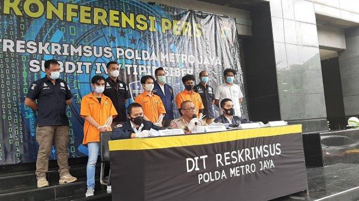Sempat Dipergoki dokter Tirta, Tiga Mahasiswa Penjual Surat Hasil Swab PCR Palsu Dibekuk Polisi