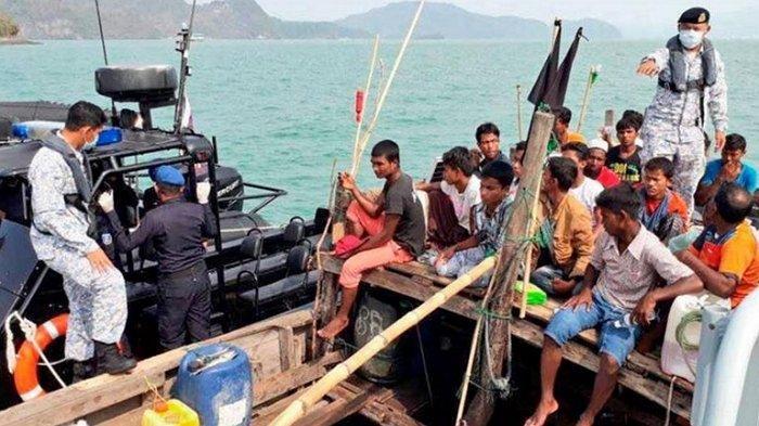 Pengadilan Malaysia Batalkan Deportasi Pengungsi Myanmar