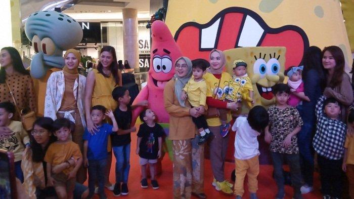 LIburan Semarak di Kota Kasablanka, Ada Meet & Greet SpongeBob, Long Weekend Sale, dan Undian BMW XI