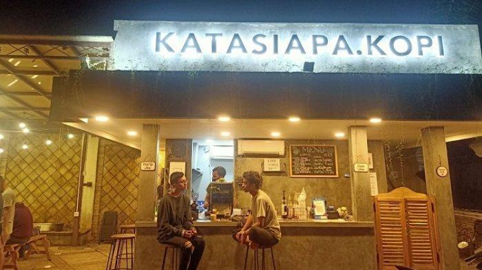 Meresapi Citarasa Kopi 'Kata Mantan' di Kedai Katasiapa.kopi Kemang Timur