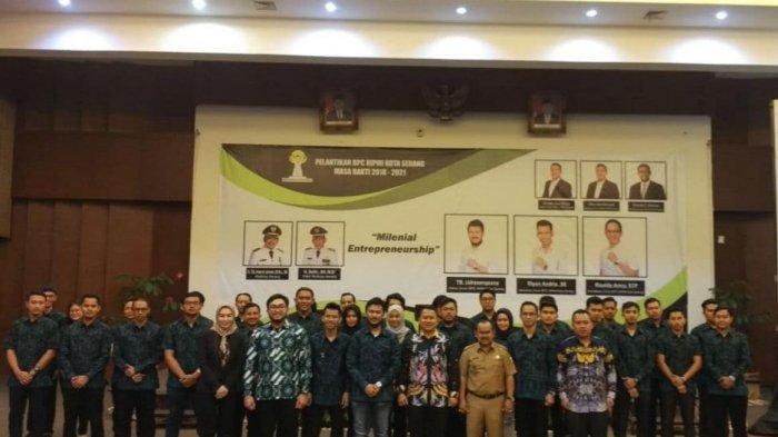 Menyongsong Era Revolusi Industri 5.0, Tb Udrasengsana Maju sebagai Calon Ketua HIPMI Banten