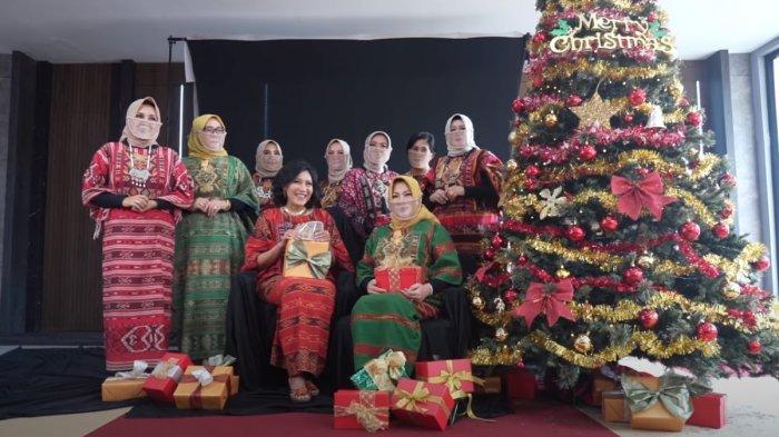 VIDEO: Ucapkan Selamat Natal dan Tahun Baru 2021, Begini Harapan Ketua Umum Persit KCK Hetty Andika