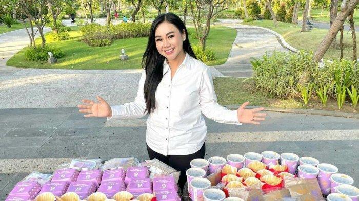 Sembilan Tahun Jalani Usaha dengan Tekun dan Sukacita, Linda Wan Sukses Jadi Influencer Sulam Alis