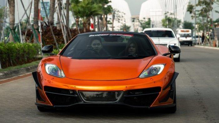 Ini Kendaraan Mewah yang Dikoleksi Sultan PIK, Ada Mobil Ferrari