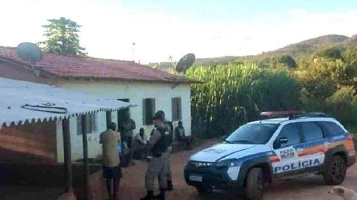 SADIS, MR P Seorang Pria Dipotong setelah Rudapaksa Keponakan, Dagingnya untuk Makanan Babi Liar