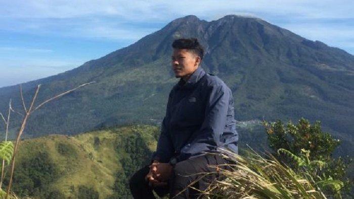 Mendaki Gunung Jadi Hobi Baru Syahrul Trisna Fadillah Saat Tim Persikabo 1973 Libur