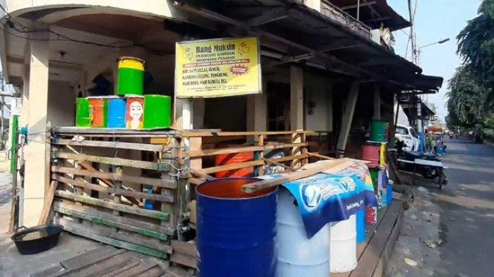 Penjual Bedug di Matraman Keluhkan Penjualan Turun 60 Persen saat Pandemi Covid-19
