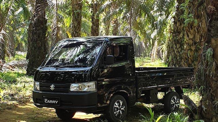 Penjualan kendaraan Suzuki New Carry Pick Up, All New Ertiga, dan XL7, mengalami kenaikan pada bulan Maret 2021. Kenaikan penjualan ini berkat adanya kebijakan Pemerintah yakni relaksasi PPnBM (Pajak Penjualan atas Barang Mewah