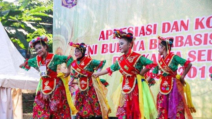 20 Kelompok Remaja Ikuti Kompetisi Seni Budaya 2019 Kategori Nuansa Betawi dan Nusantara