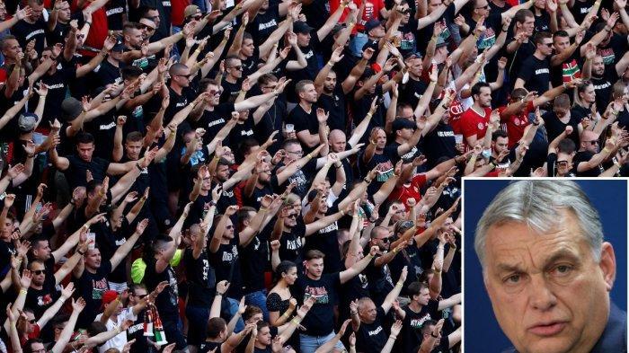 Stadion Puskas Arena Disesaki Penonton Tanpa Masker, Dikabarkan Dapat Dizinkan PM Hungaria