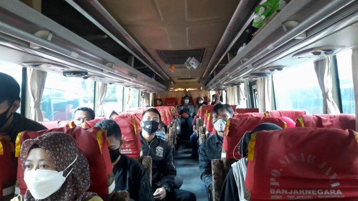 Demi Mudik, Penumpang Maklumi Kenaikan Beberapa Kali Lipat Harga Tiket Bus