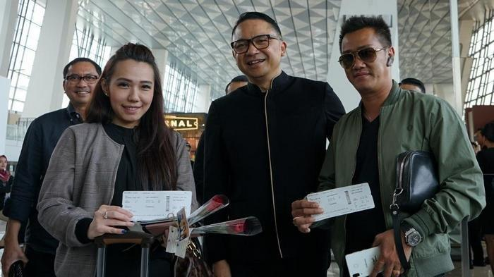 Penumpang Garuda Indonesia Dapat Kejutan Upgrade Kelas Bisnis di Hari Pelanggan Nasional