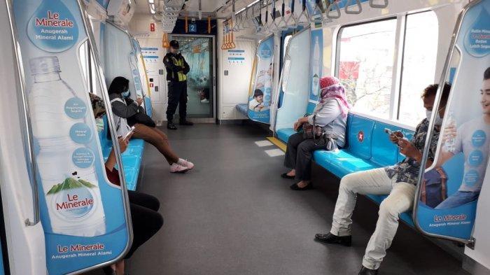 Waktu Kedatangan MRT Bakal Diperpanjang Menjadi 30 Menit, LRT Satu Jam