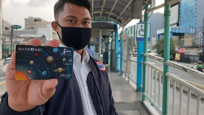 Bank DKI Dorong Warga Gunakan Transaksi Cashless Saat Naik Angkutan Umum