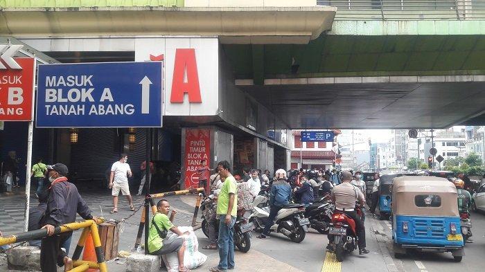 Pasar Tanah Abang Bakal Dibuka pada 5 Juni 2020 Jika PSBB di Jakarta Tak Diperpanjang