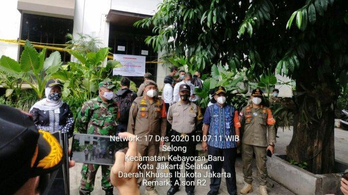 Ditemukan Kokain, Satpol PP DKI Jakarta Segel Permanen Kilo Kitchen & Lounge