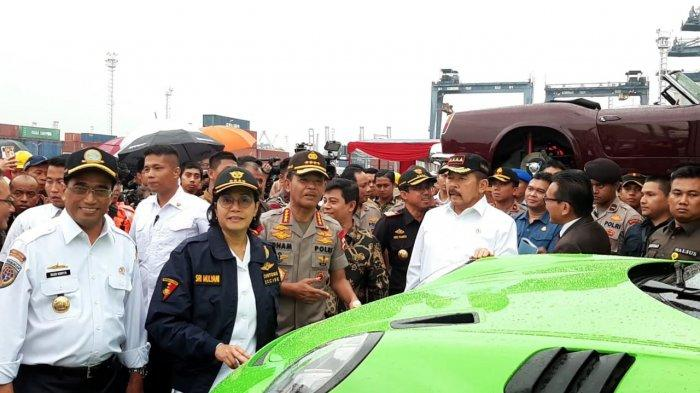 IPW Heran Komisi III DPR Tidak Dukung Pengungkapan Mobil Mewah Diduga Ilegal