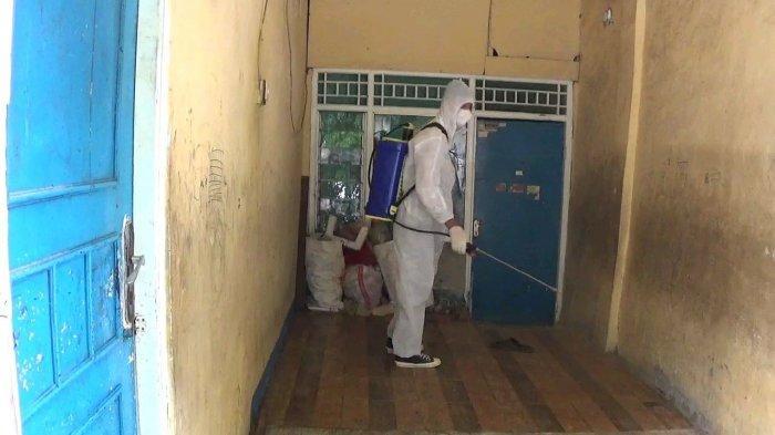 Berawal dari Petugas Keamaan, Virus Corona Menyebar ke 15 Warga Lain di Kampung Cikedokan