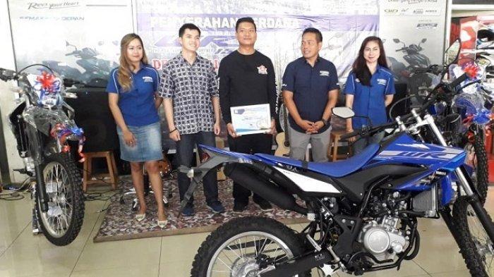 Terima Unit Perdana Motor Sport Adventure, Konsumen: Shockbreaker Yamaha WR155 Empuk Banget