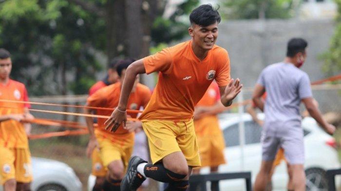 Sutan Zico Ingin Membela Persija di Liga 1 dan Timnas Indonesia U-19