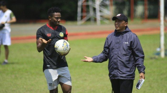 Bertemu Persija Jakarta, Osas Saha Berharap PS Tira Persikabo Mengakhiri Paceklik Kemenangan