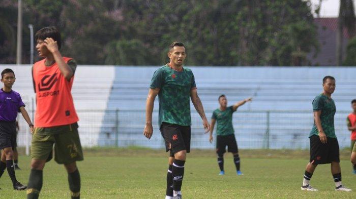 Kompetisi Liga 1 2020 Belum Jelas, Tira Persikabo Gelar Latihan untuk Jaga Kebugaran Seluruh Pemain