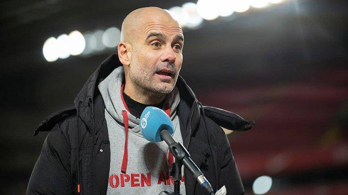 Pep Guardiola Pelatih Manchester City Bilang Liverpool Masih Bisa Menangkan Gelar Liga Premier