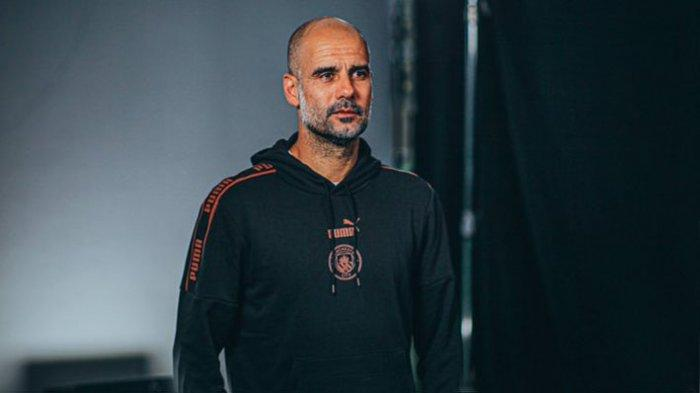Pep Guardiola pelatih Mancity