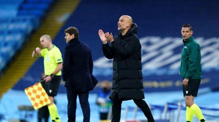Pep Guardiola Dedikasikan Tiket Final Liga Champions Buat Pemilik Klub dan Mantan Pemain Mancity