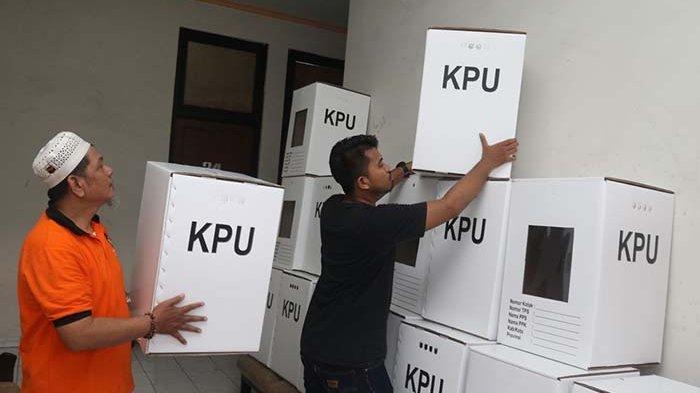Jadwal Pemilu dan Pilkada 2024 Ditetapkan, KPU Diminta Jangan Pakai Kotak Suara Kardus Lagi