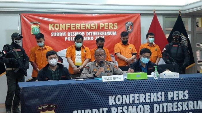 Spesialis Perampas Sepeda Motor Ojek Pangkalan di Jaksel dan Jaktim Dibekuk di Pulogadung