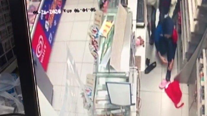 Perampokan Minimarket di Tamansari, Kasir Perempuan Ditodong Senjata Api, Uang dalam Brankas Digasak