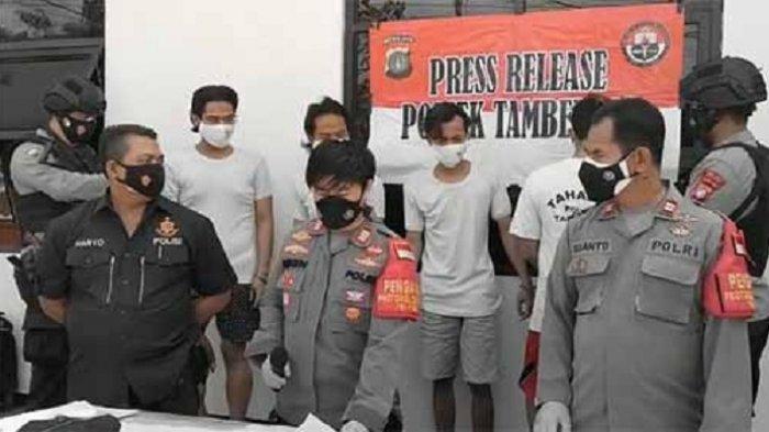 4 Perampok Bersenjata Tajam di Bekasi Dibekuk Polsek Tambelang, 2 Pelaku Lain Masih Buron