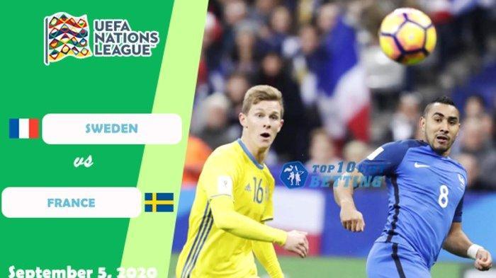 Kylie Mbappe Bawa Kemenangan Perancis 1-0 Atas Swedia, Begini Jalannya Pertandingan