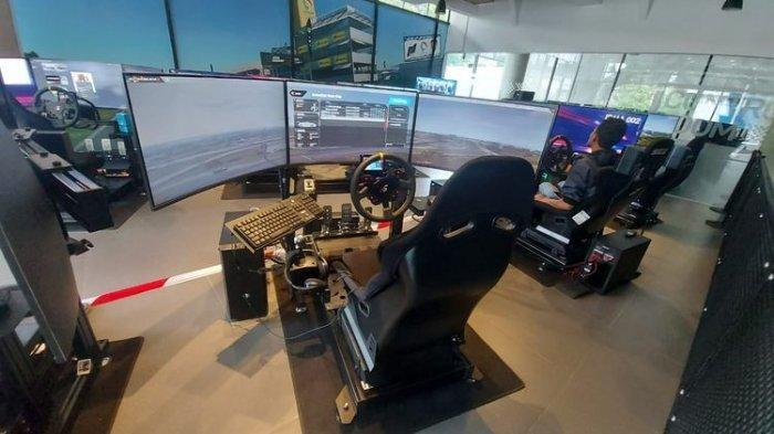 Coba Jadi Pebalap Sungguhan Lewat Simulator Balapan Mobil Bisa Jadi Alternatif Liburan