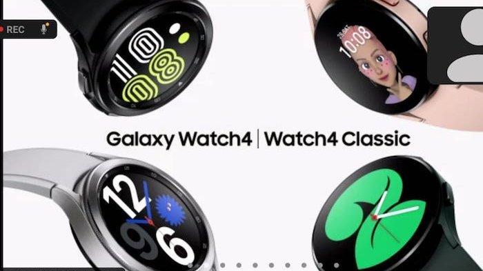 Samsung Rilis Galaxy Watch4 dan Galaxy Watch4 Classic, Punya Chipset 5nm Exynos W920