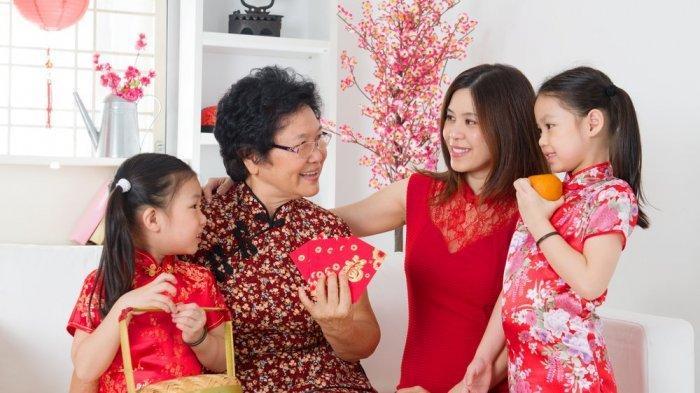 Kumpulan Ucapan Imlek 2021 Dalam Bahasa Inggris dan Indonesia untuk Pacar, Keluarga, Bos