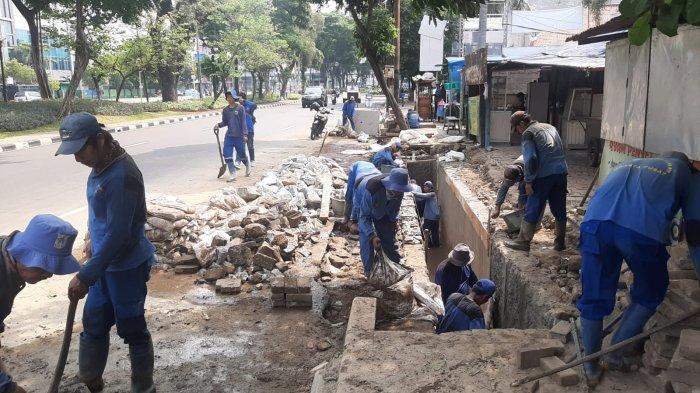 Pemkot Jakarta Pusat Bentuk Gugus Tugas Untuk Penanganan Banjir