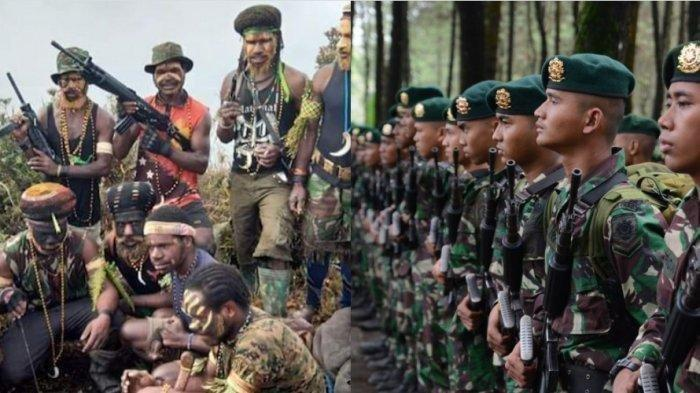 SIMAK 3 Kisah Unik Perburuan KKB Papua, Mulai Mistis Prajurit Kopassus hingga Mimpi Komandan TNI AD